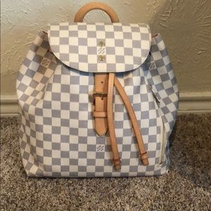 Sperone LV backpack